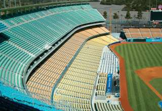 Bayer's Polyaspartic Technology Scores Major League Win At Dodger Stadium