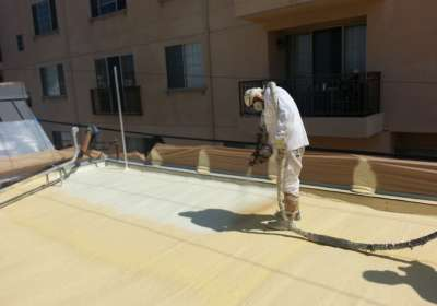 Spray Polyurethane Foam
